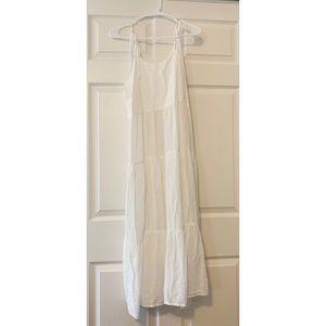 LOVE Gap White Midi Dress- NWOT